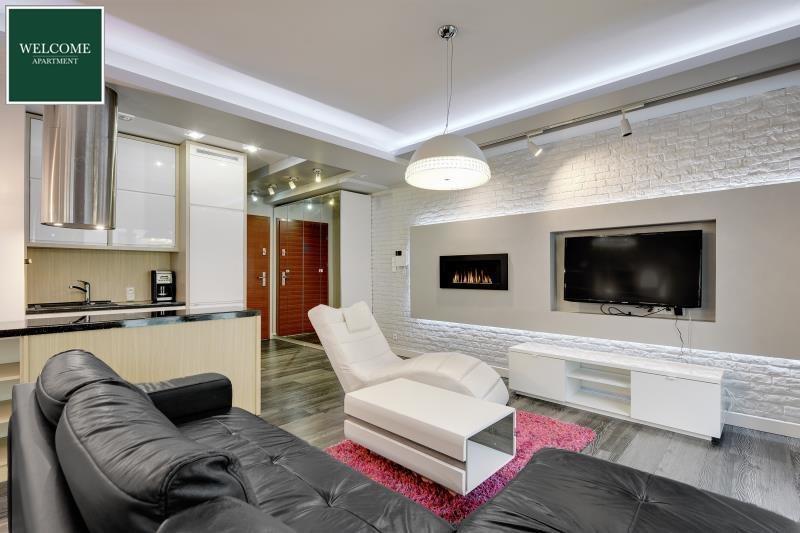 Mieszkanie dwupokojowe na sprzedaż Gdańsk, Śródmieście, WaterLane, Szafarnia  52m2 Foto 2