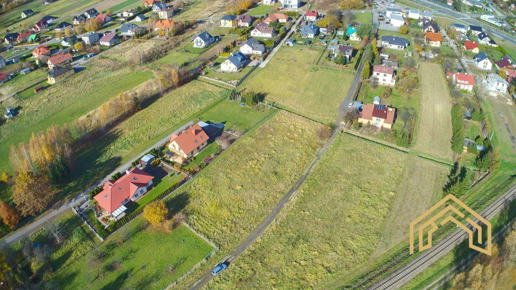 Działka budowlana na sprzedaż Rzeszów, Zwięczyca, Beskidzka  950m2 Foto 1