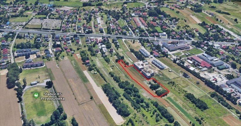 Działka inna na sprzedaż Rzeszów, Krakowska  8319m2 Foto 2
