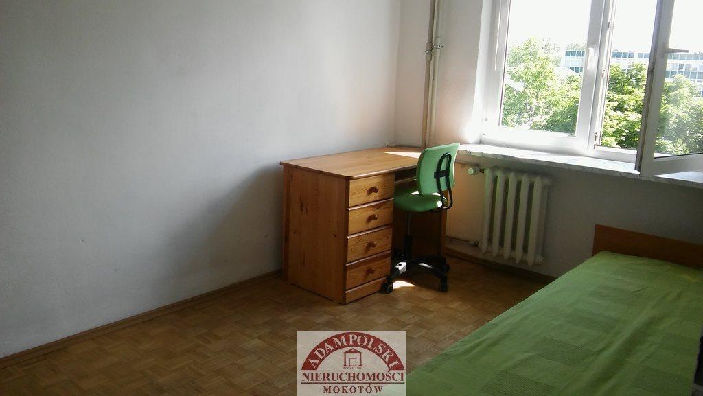 Mieszkanie dwupokojowe na wynajem Warszawa, Mokotów, Służew, Wolfganga Amadeusza Mozarta  48m2 Foto 5