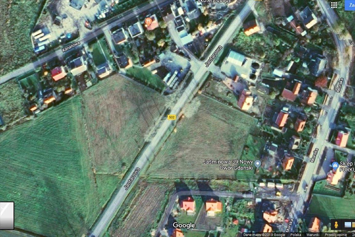 Działka inna na sprzedaż Nowy Dwór Gdański, Nowy Dwór Gdański  1009m2 Foto 1