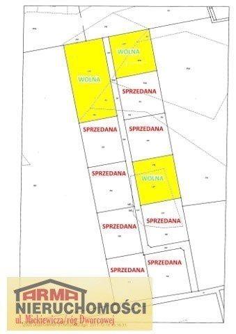 Działka budowlana na sprzedaż Grabowo  3095m2 Foto 2