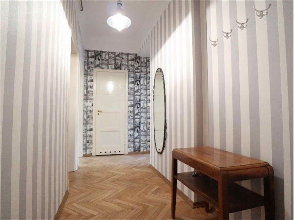 Mieszkanie trzypokojowe na wynajem Warszawa, Śródmieście, ul. Tamka  70m2 Foto 3
