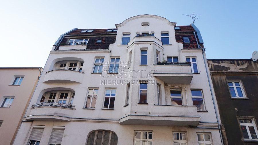 Mieszkanie dwupokojowe na sprzedaż Poznań, Grunwald, Łuaszewicza  49m2 Foto 1