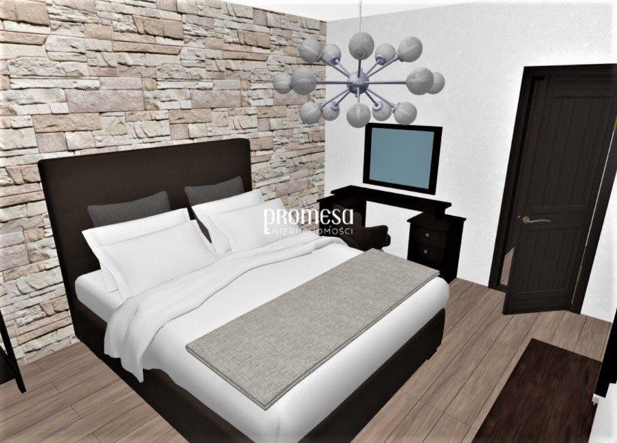 Mieszkanie trzypokojowe na sprzedaż Wrocław, Fabryczna, Leśnica  74m2 Foto 4