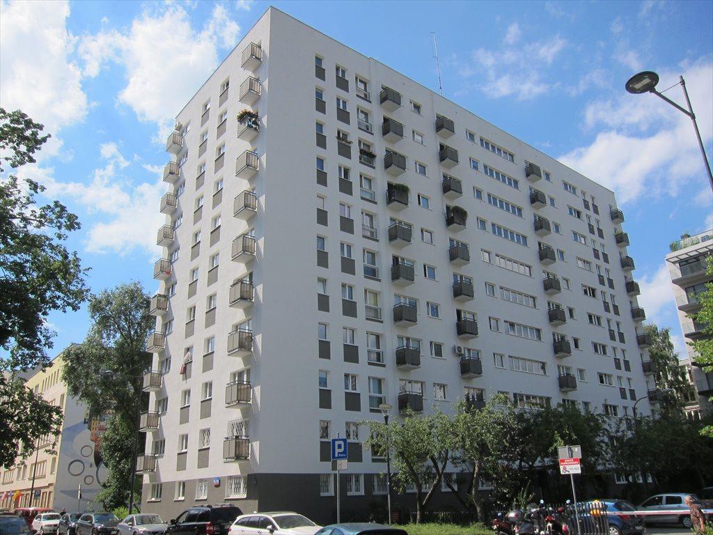 Mieszkanie trzypokojowe na sprzedaż Warszawa, Wola, Mirów, Chmielna 116/118  74m2 Foto 1