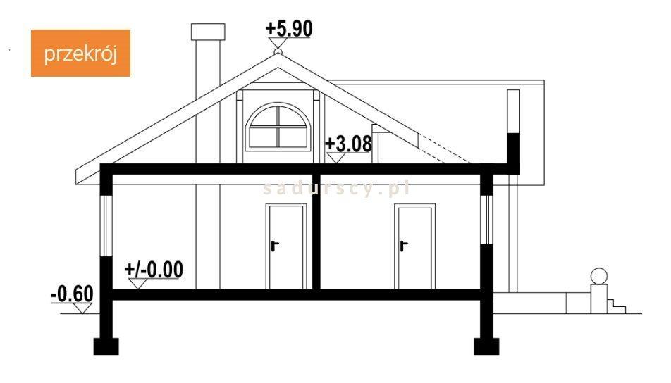 Dom na sprzedaż Sławkowice  103m2 Foto 4