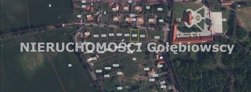 Działka inna na sprzedaż Łagów  700m2 Foto 1