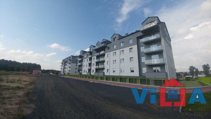 Mieszkanie trzypokojowe na sprzedaż Zielona Góra, os. Czarkowo  56m2 Foto 4
