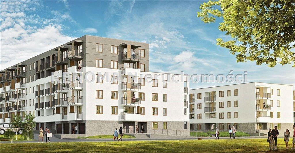 Mieszkanie dwupokojowe na sprzedaż Białystok, Dojlidy, Plażowa  42m2 Foto 1