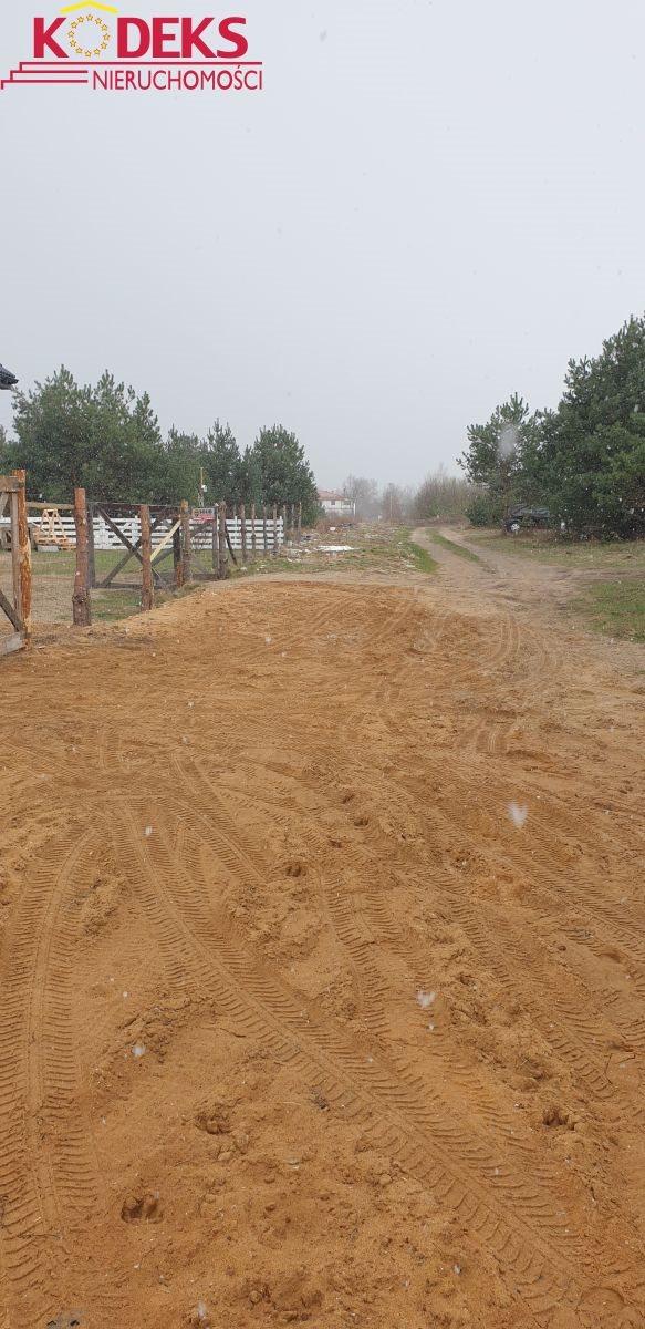 Działka budowlana na sprzedaż Skierdy  1030m2 Foto 4