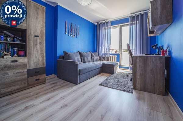Mieszkanie czteropokojowe  na sprzedaż Trzebień, Leśna  78m2 Foto 4