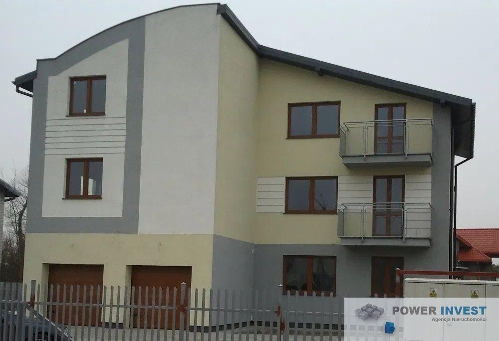 Mieszkanie trzypokojowe na sprzedaż Marki, Stanisława Wyspiańskiego  92m2 Foto 2