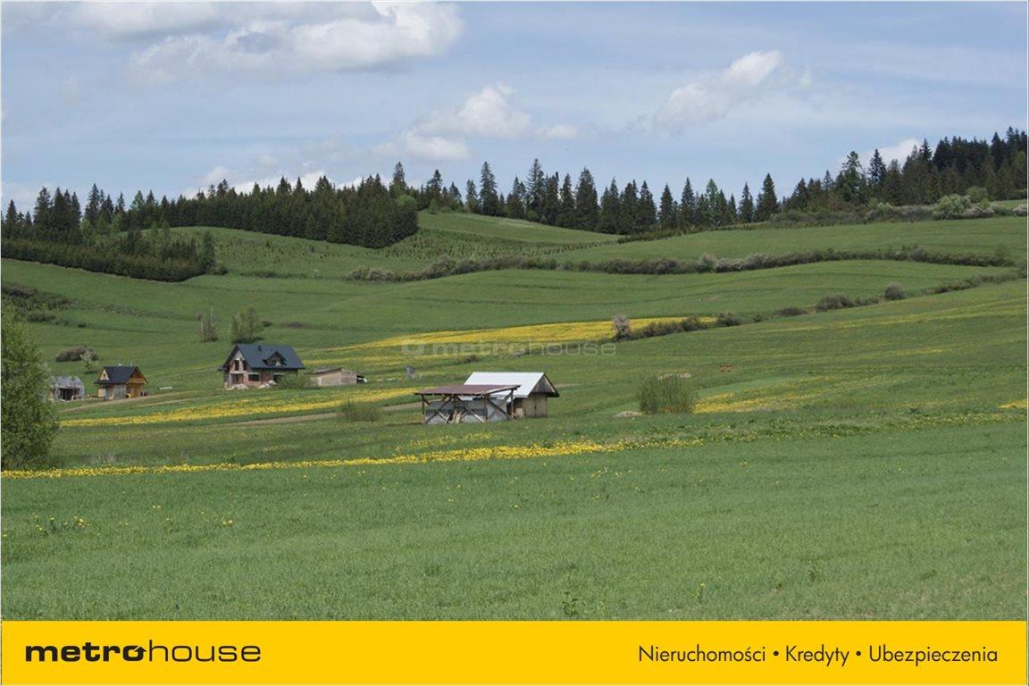 Działka rolna na sprzedaż Niedzica, Łapsze Niżne  1247m2 Foto 13