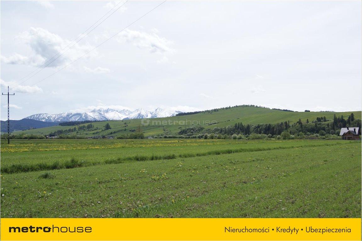 Działka rolna na sprzedaż Niedzica, Łapsze Niżne  1247m2 Foto 11