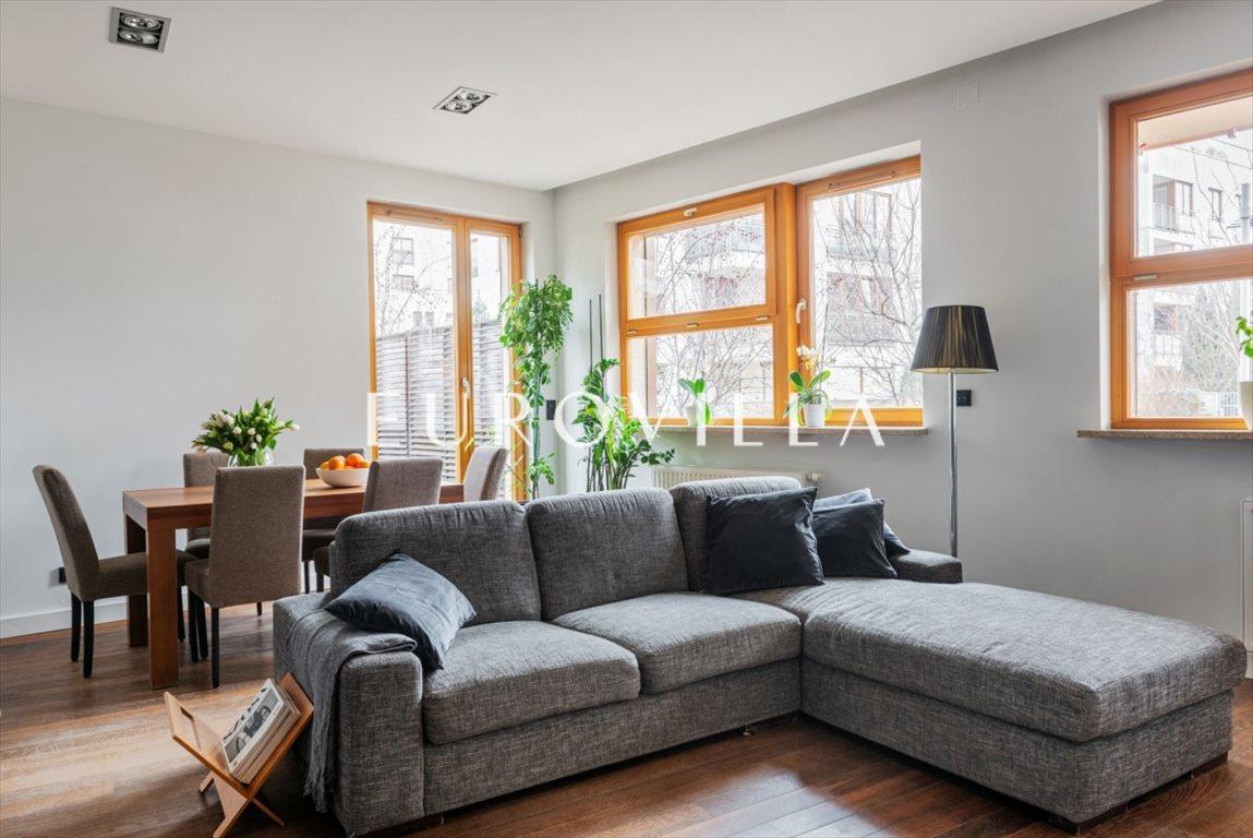 Mieszkanie trzypokojowe na sprzedaż Warszawa, Wilanów, Sarmacka  97m2 Foto 2