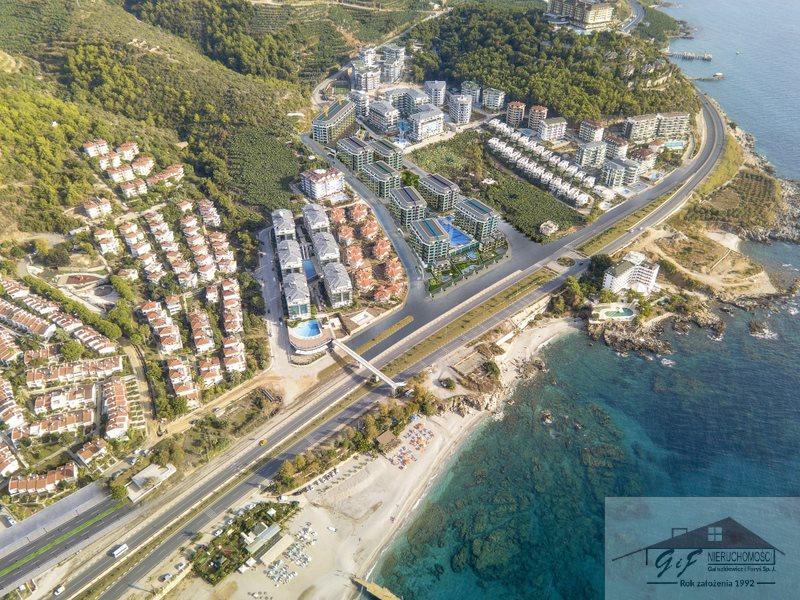 Mieszkanie dwupokojowe na sprzedaż Turcja, Alanya - Kargicak, Alanya - Kargicak  65m2 Foto 3