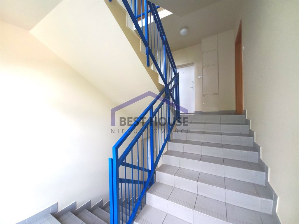 Mieszkanie dwupokojowe na sprzedaż Wrocław, Krzyki, Wojszyce, okolice Parafialna, Rozkład, Balkon, Parking, Zieleń !  54m2 Foto 8