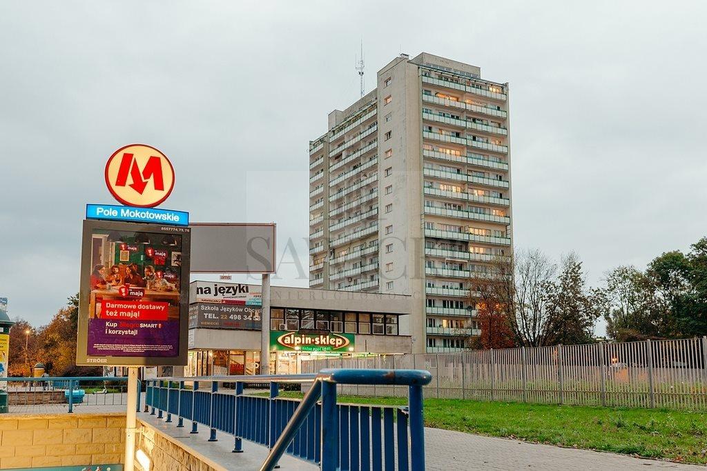 Mieszkanie trzypokojowe na wynajem Warszawa, Mokotów, Stefana Batorego  48m2 Foto 1