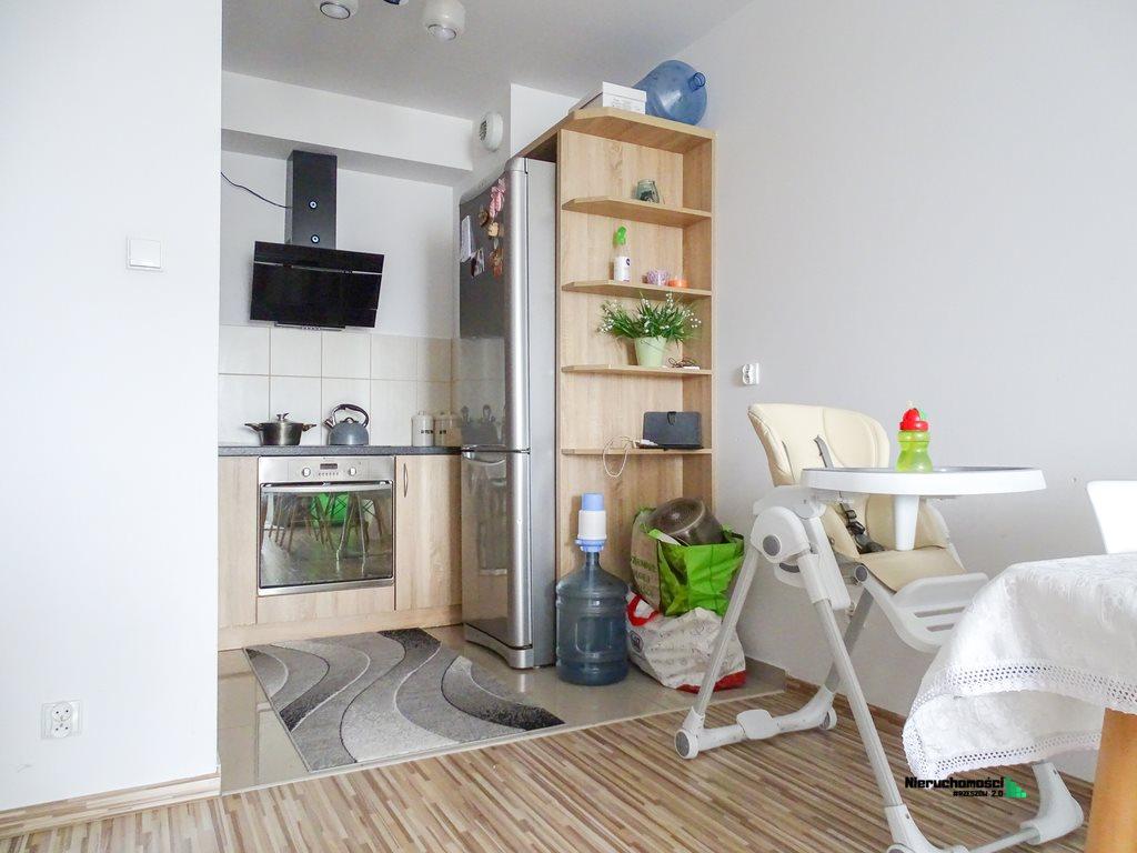 Mieszkanie dwupokojowe na wynajem Rzeszów, Zwięczyca, Architektów  53m2 Foto 3