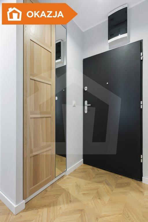 Mieszkanie trzypokojowe na sprzedaż Niemcz  59m2 Foto 9
