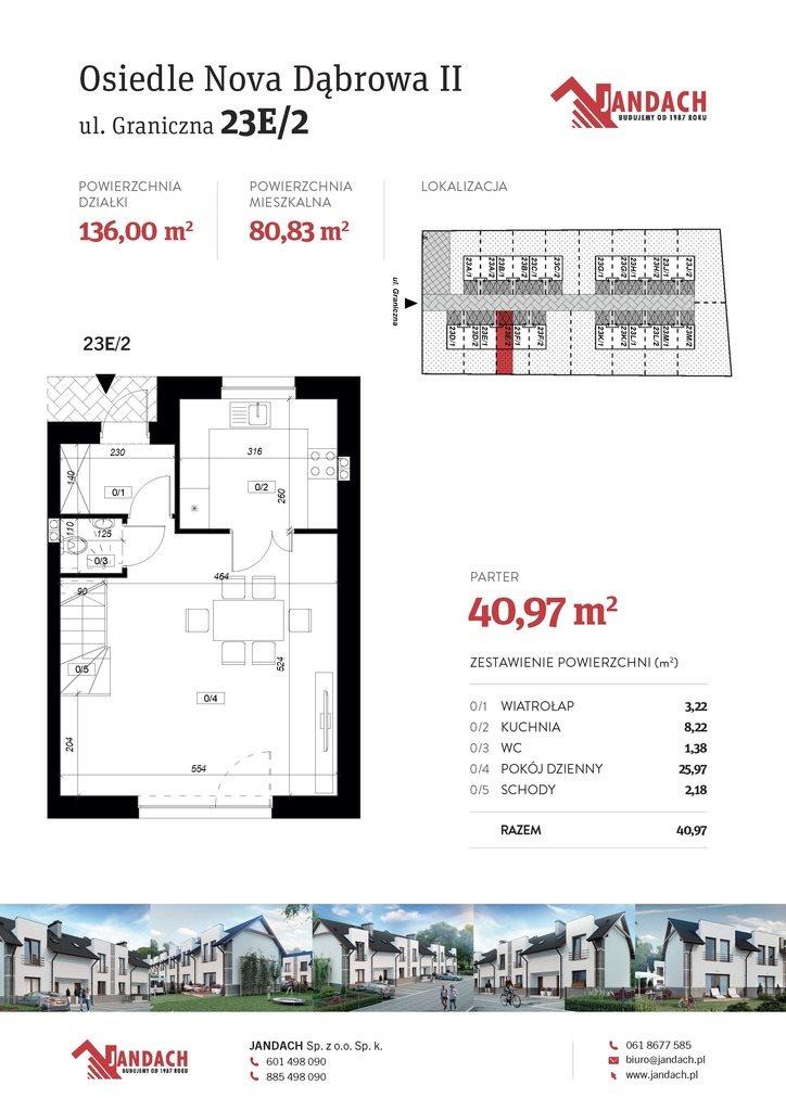 Dom na sprzedaż Dopiewo  80m2 Foto 13