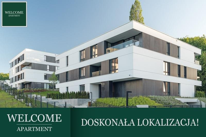 Mieszkanie dwupokojowe na sprzedaż Gdynia, Działki Leśne, Silva, Kielecka  56m2 Foto 1