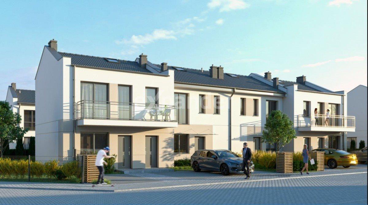 Mieszkanie trzypokojowe na sprzedaż Skórzewo, Serdeczna  49m2 Foto 3