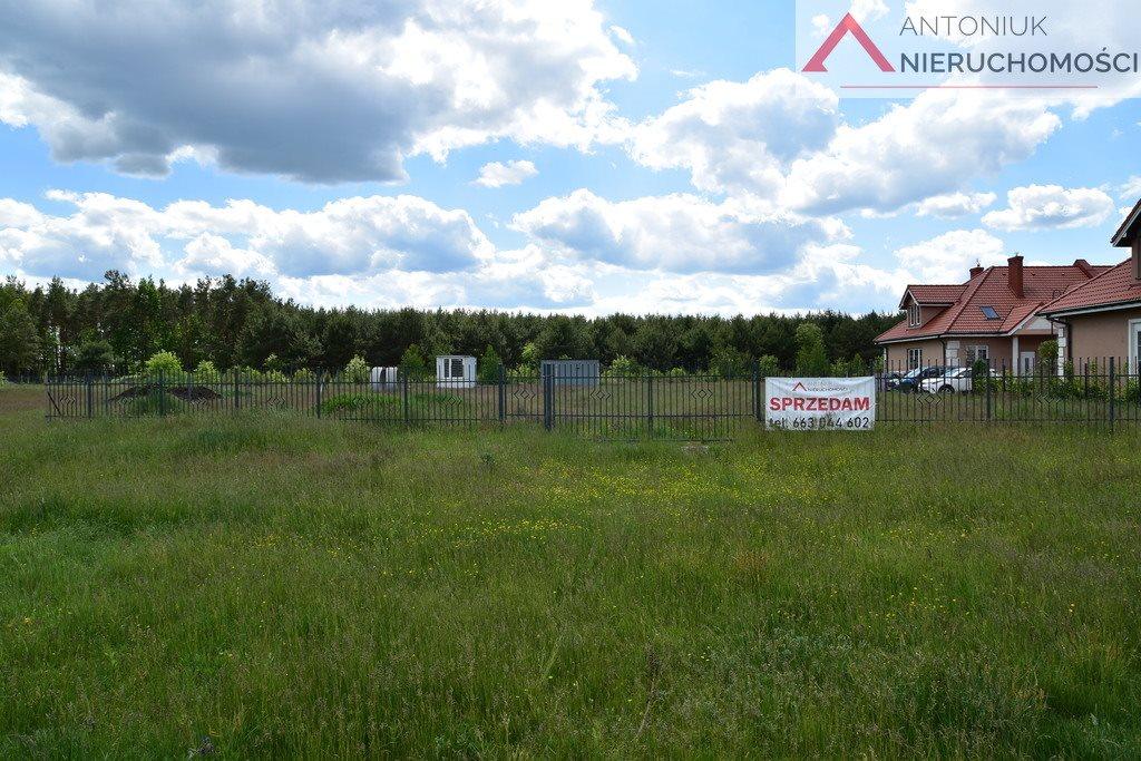 Działka budowlana na sprzedaż Skrzeszew  1509m2 Foto 1