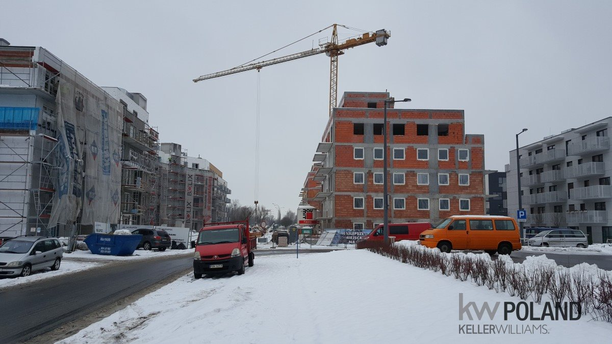 Mieszkanie trzypokojowe na sprzedaż Poznań, Nowe Miasto, abpa Walentego Dymka  50m2 Foto 9