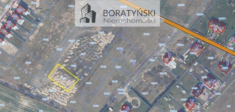 Działka budowlana na sprzedaż Koszalin, Jamno, Jamno, Promowa  1028m2 Foto 3