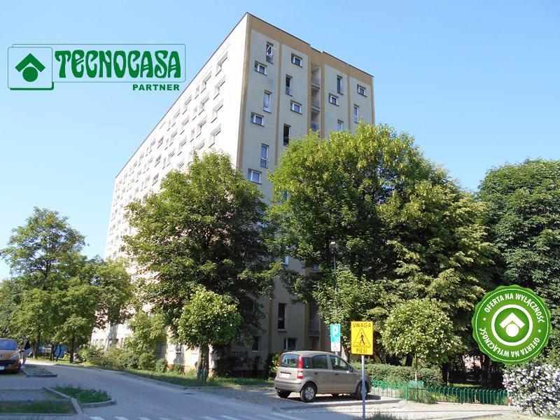 Kawalerka na wynajem Kraków, Bieżanów-Prokocim, Prokocim, Spółdzielców  20m2 Foto 1
