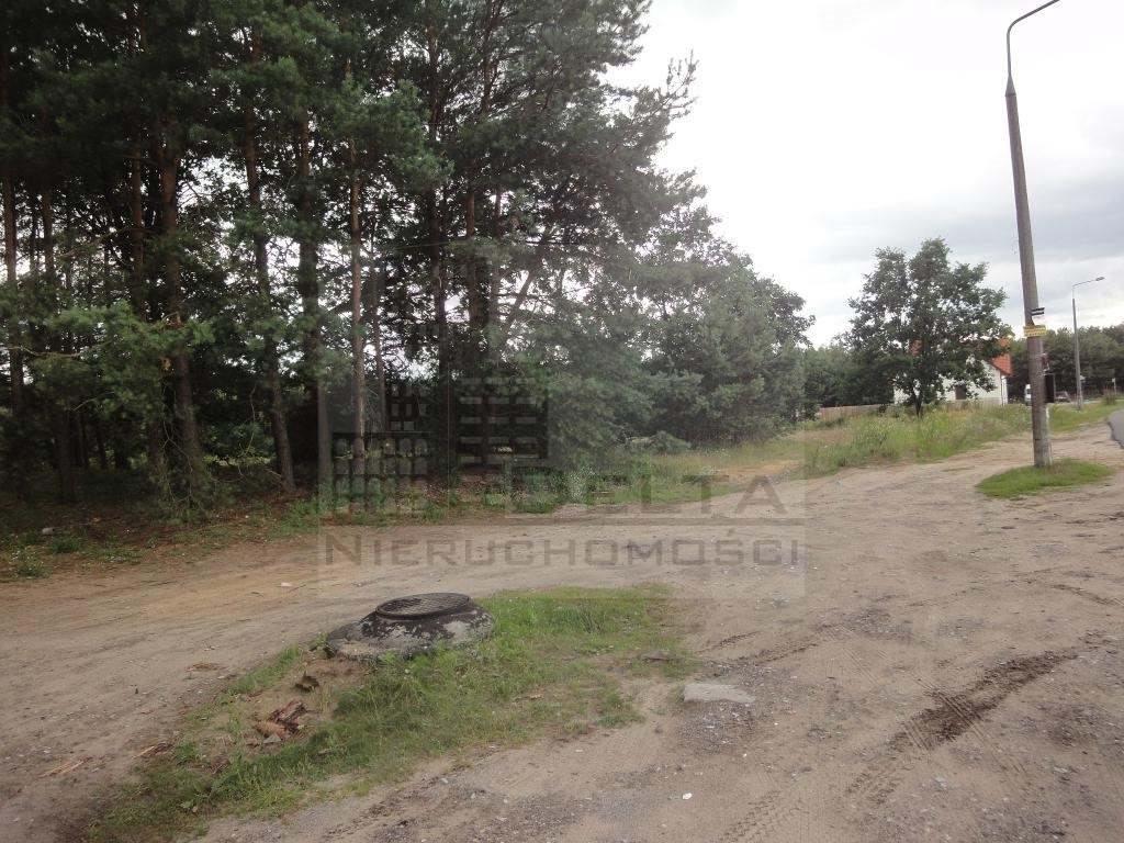Działka budowlana na sprzedaż Wieliszew, Komornica  3689m2 Foto 1