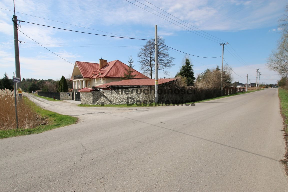 Działka budowlana na sprzedaż Czarnówka, Lawendowa  1500m2 Foto 5