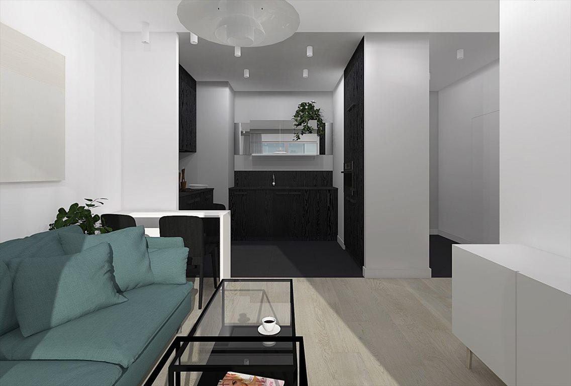 Mieszkanie trzypokojowe na sprzedaż Katowice, Koszutka, Węglowa  47m2 Foto 1
