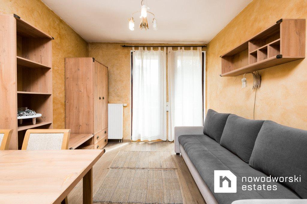 Mieszkanie dwupokojowe na wynajem Kraków, Ruczaj, prof. Michała Bobrzyńskiego  35m2 Foto 3