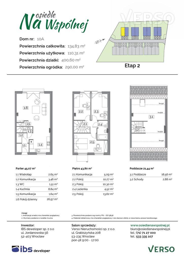 Dom na sprzedaż Radomierzyce  135m2 Foto 8