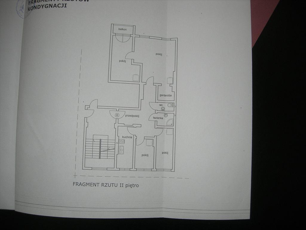 Mieszkanie czteropokojowe  na sprzedaż Wrocław, Śródmieście, Jedności Narodowej  88m2 Foto 14