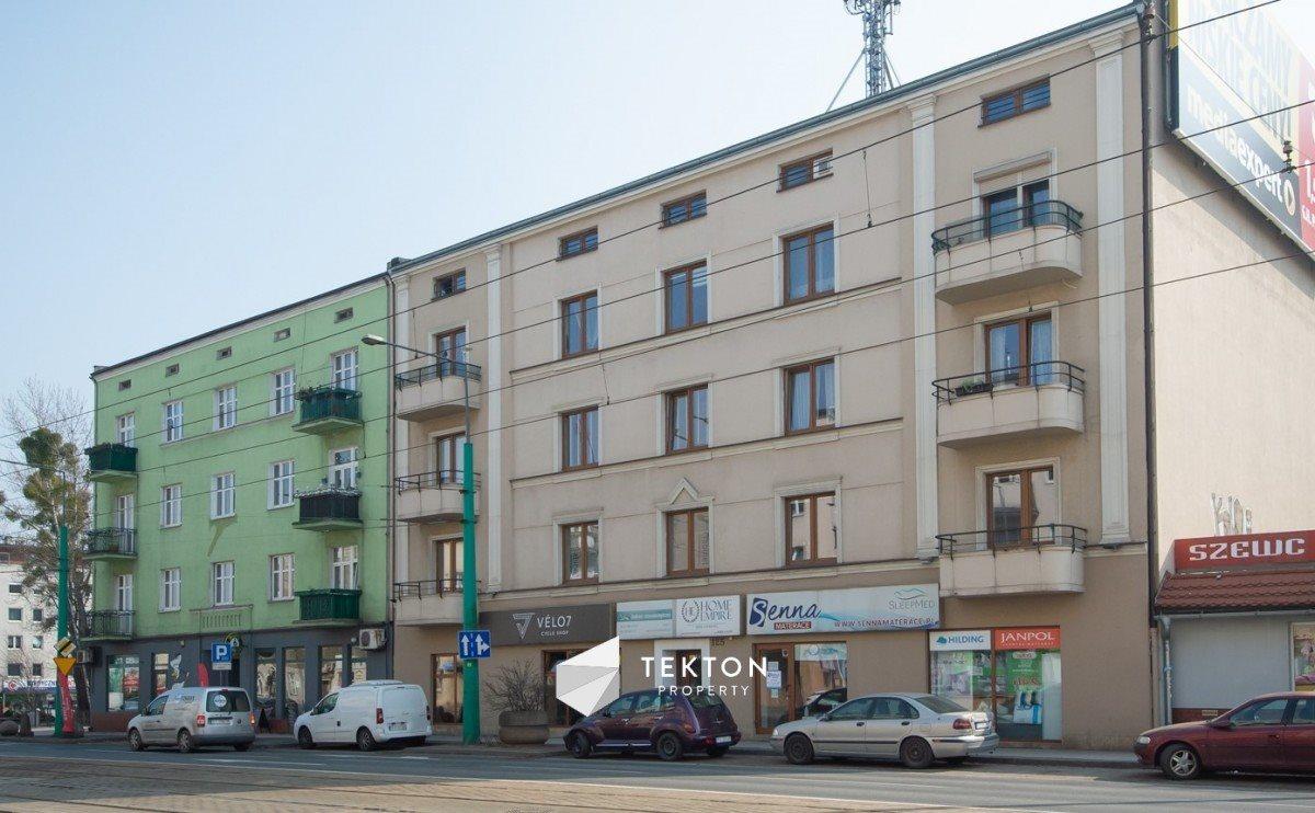 Mieszkanie dwupokojowe na sprzedaż Poznań, Łazarz, Głogowska  57m2 Foto 12
