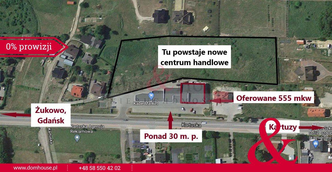 Lokal użytkowy na wynajem Dzierżążno, Kartuska  555m2 Foto 2