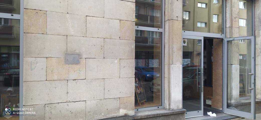 Lokal użytkowy na wynajem Warszawa, Śródmieście, Muranów, Aleja Solidarności  250m2 Foto 2