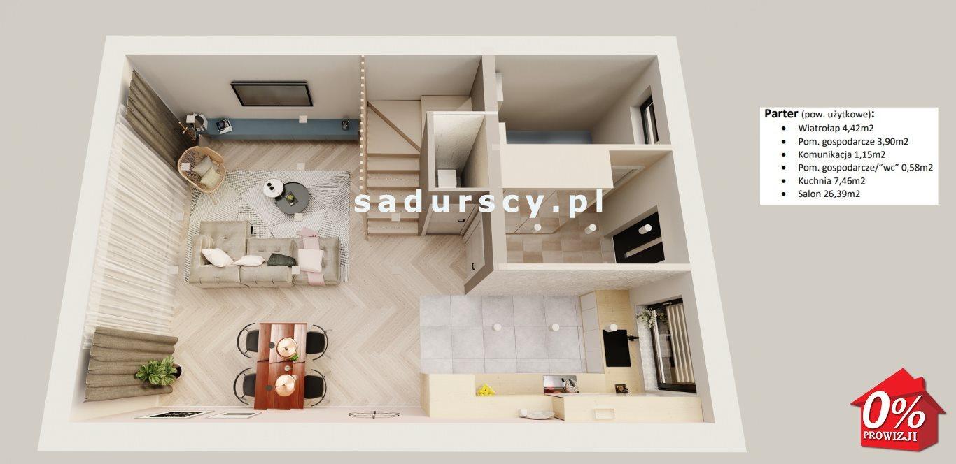Dom na sprzedaż Wielka Wieś, Modlniczka, Modlniczka, Dworska - okolice  86m2 Foto 3