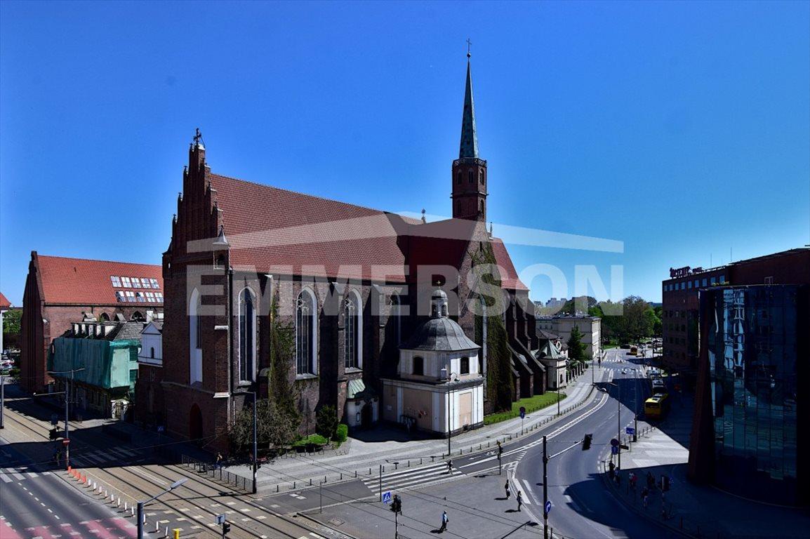 Mieszkanie dwupokojowe na sprzedaż Wrocław, Stare Miasto, Krawiecka  53m2 Foto 1