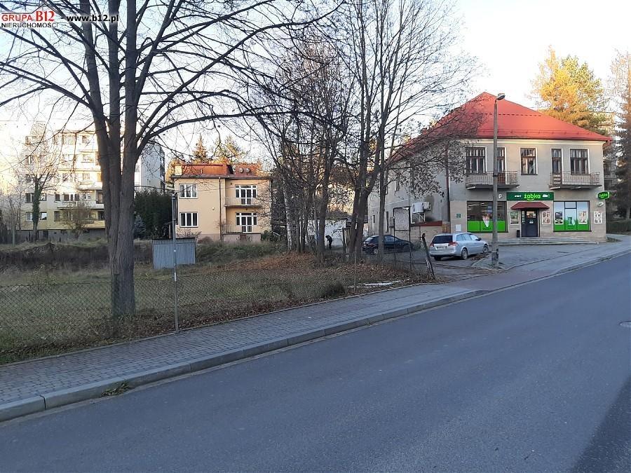 Działka budowlana na sprzedaż Rabka-Zdrój, Rabka-Zdrój, Poniatowskiego  3500m2 Foto 1