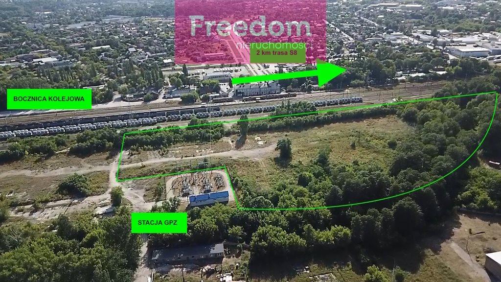 Działka przemysłowo-handlowa na sprzedaż Tomaszów Mazowiecki, Piaskowa  8800m2 Foto 1