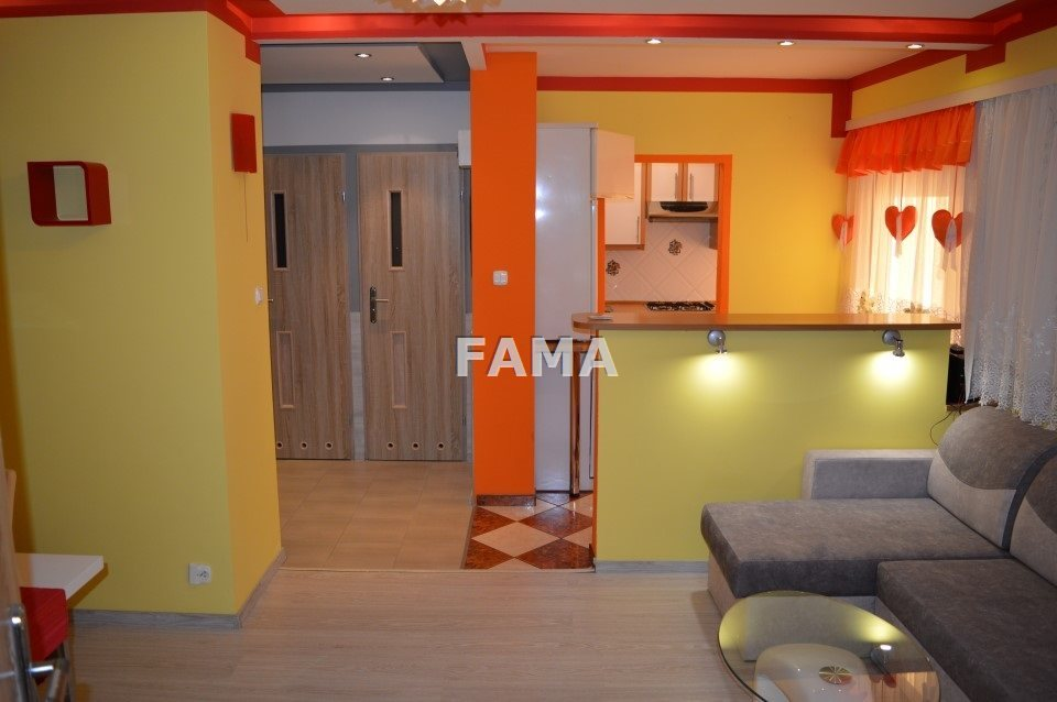 Mieszkanie dwupokojowe na wynajem Włocławek, Zazamcze, Toruńska  41m2 Foto 2