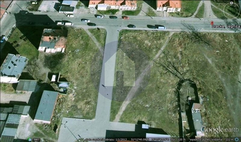 Działka przemysłowo-handlowa na sprzedaż Legnica  4100m2 Foto 6