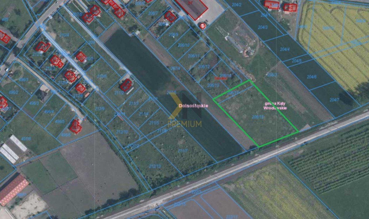 Działka rolna na sprzedaż Smolec, Borowikowa  5975m2 Foto 8