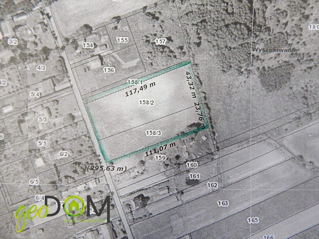 Działka budowlana na sprzedaż Ludwinów  7625m2 Foto 8