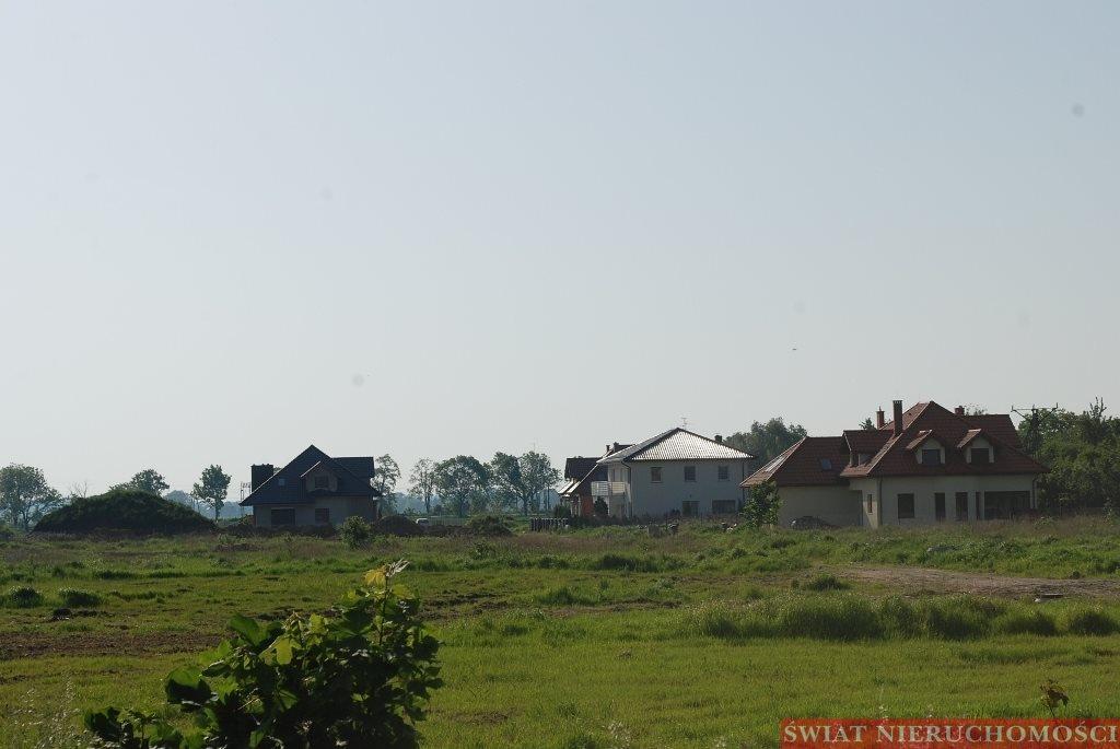 Działka budowlana na sprzedaż Żerniki Wrocławskie  2100m2 Foto 5